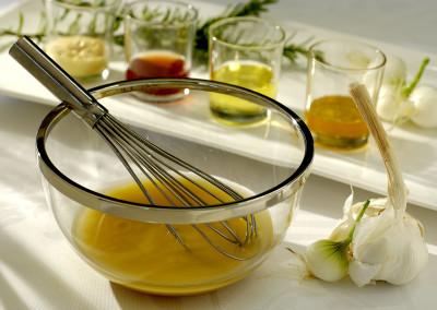 Honingvinaigrette