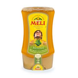 Menthol aromahoning